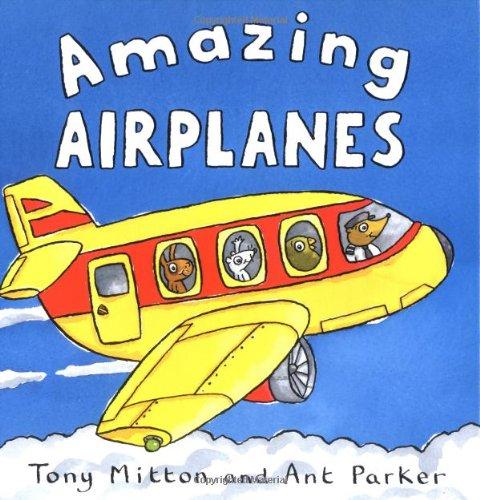 Amazing Airplanes 9780753454039