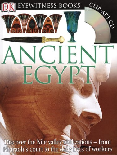 Ancient Egypt [With Clip Art CDROM and Chart] 9780756637651