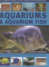 The rich variety of tropical freshwater and marine fishes makes keeping an aquarium an absorbing pastime. Whether you are a novice or a dedicated fishkeeper, this fabulous fully illustrated comprehensive guide contains all the information and advice you need to ensure you get the most out of your hobby. Written in a no-nonsense, practical style and illustrated throughout with over 650 photographs and diagrams, this is the book that every aquarium owner, whether beginner or expert, must own.