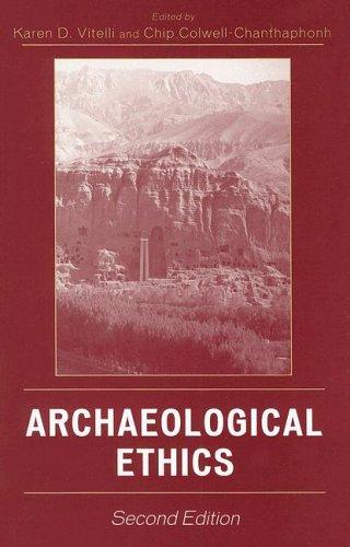 Archaeological Ethics 9780759109636