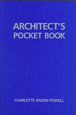 Architect's Pocket Book 9780750625920
