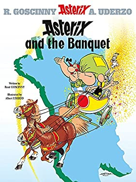 Asterix and the Banquet 9780752866086