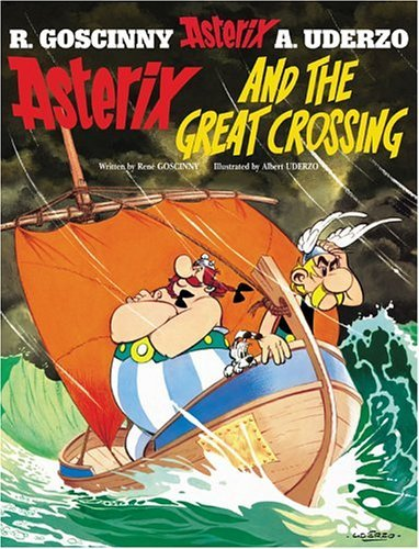 Asterix and the Great Crossing 9780752866482