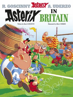 Asterix in Britain 9780752866185