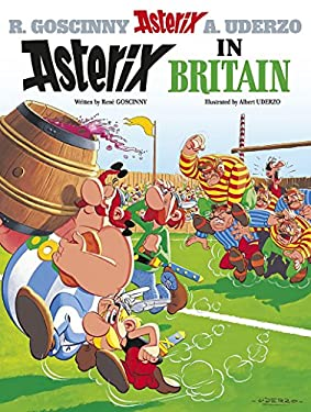 Asterix in Britain 9780752866192