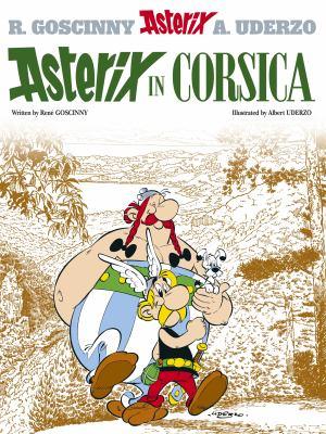 Asterix in Corsica 9780752866444