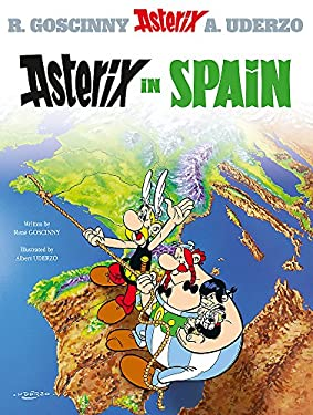 Asterix in Spain 9780752866307
