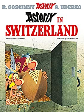 Asterix in Switzerland 9780752866345
