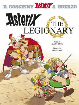 Asterix the Legionary 9780752866208