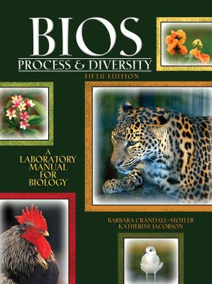 BIOS: Process And Diversity: A Laboratory Manual For Biology