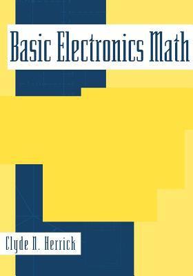 Basic Electronics Math 9780750697279