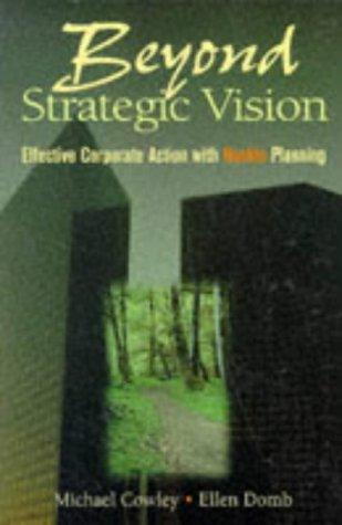 Beyond Strategic Vision 9780750698436