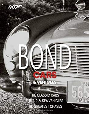 Bond Cars & Vehicles 9780756665548