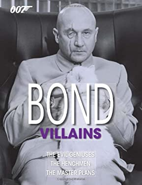 Bond Villains 9780756668754