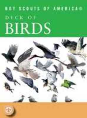 Boy Scouts of America's Deck of Birds 9780756637200