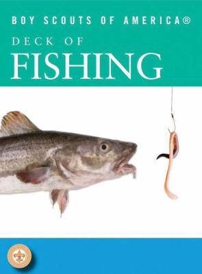 Boy Scouts of America's Deck of Fishing 9780756637217