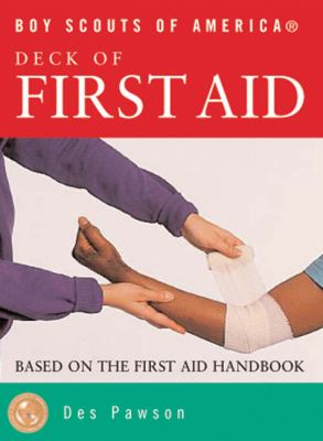 Boy Scouts of America's First Aid Deck 9780756635152