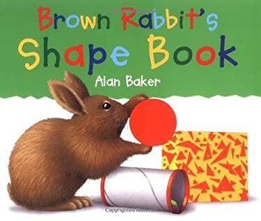 Brown Rabbit's Shape Boo 9780753452554