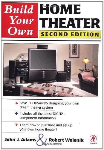 Build Your Own Home Theater 9780750673303
