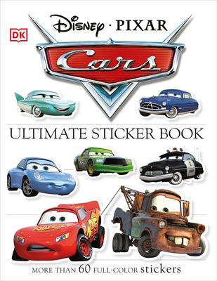 Cars [With More Than 60 Reusable Stickers] 9780756614546