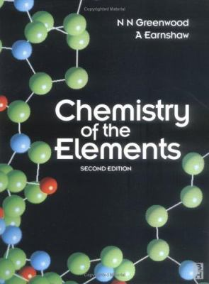 Chemistry of the Elements 9780750633659