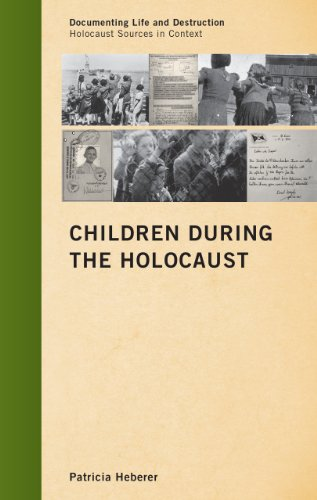 Children During the Holocaust 9780759119840