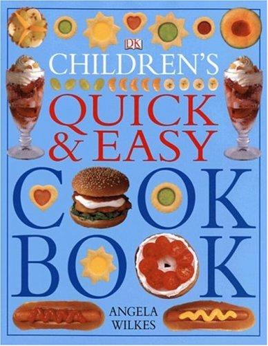 Children's Quick & Easy Cookbook 9780756618148