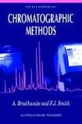 Chromatographic Methods 9780751401585