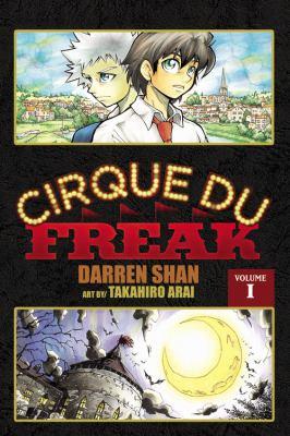 Cirque Du Freak, Volume 1 9780759530416