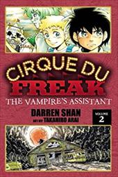 Cirque Du Freak, Volume 2: The Vampire's Assistant 2867688