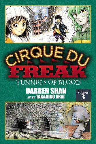 Cirque Du Freak, Volume 3: Tunnels of Blood 9780759530430