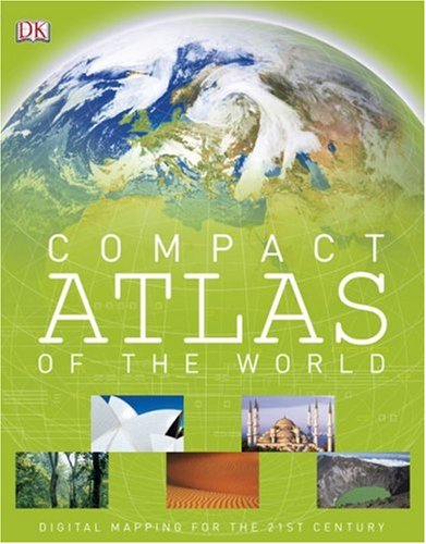 Compact Atlas of the World 9780756642730