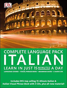 Complete Italian Pack 9780756692407