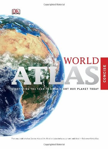Concise World Atlas 9780756671464