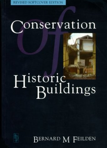 Conservation of Historic Buildings 9780750617390