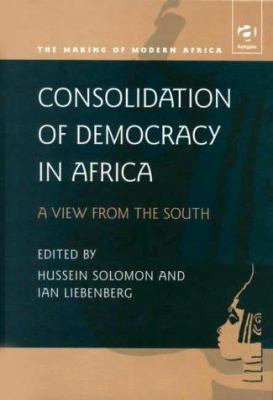 Consolidation of Democracy in Africa: A View from the South