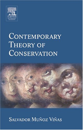 Contemporary Theory of Conservation 9780750662246