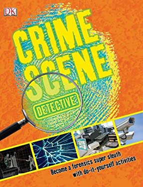 Crime Scene Detective 9780756651558