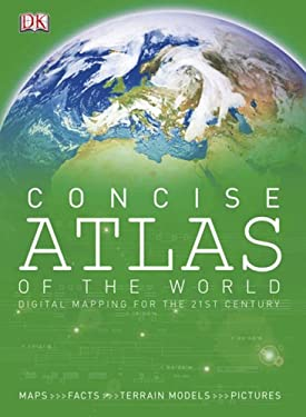 DK Concise Atlas of World 9780756633462