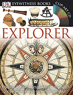 DK Eyewitness Books: Explorer 9780756698256