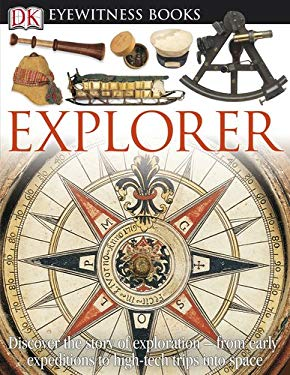 DK Eyewitness Books: Explorer 9780756698263