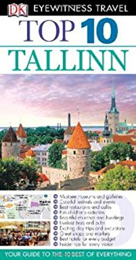 Top 10 Tallinn [With Map] 9780756670726