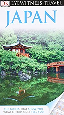 DK Eyewitness Travel Guide: Japan 9780756694739