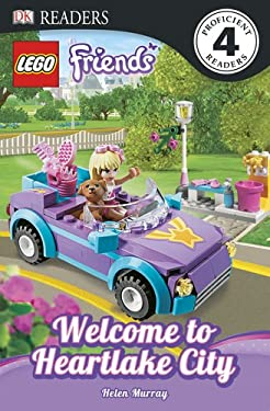 Lego Friends: Welcome to Heartlake City 9780756693855