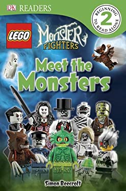 DK Readers: Lego Monster Fighters: Meet the Monsters 9780756698478