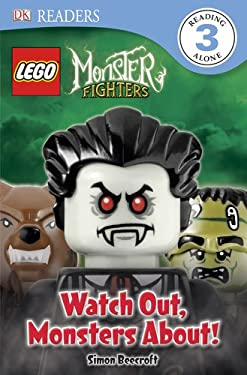DK Readers: Lego Monster Fighters: Watch Out, Monsters About! 9780756698492