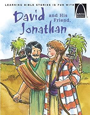 David and His Friend, Jonathan