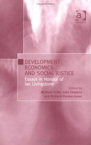 Essay On Economic Development And Social Justice