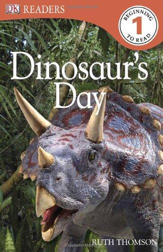 DK Readers: Dinosaur's Day 9780756655853
