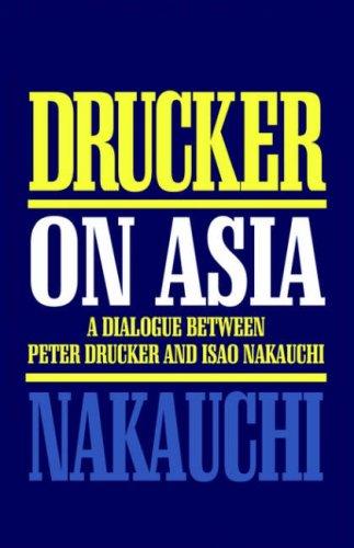 Drucker on Asia 9780750631327